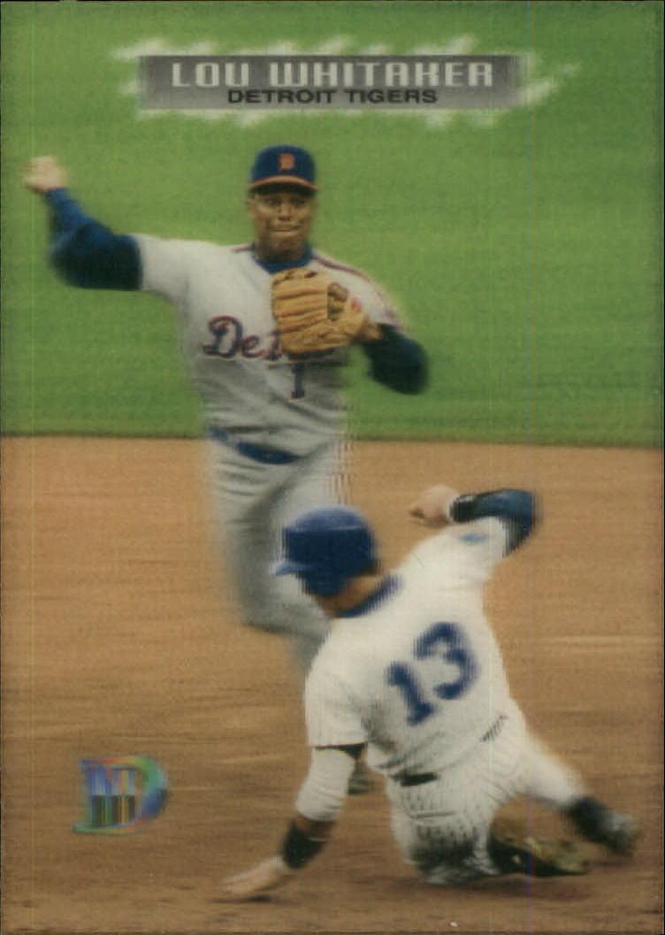 1995 Topps D3 #30 Lou Whitaker