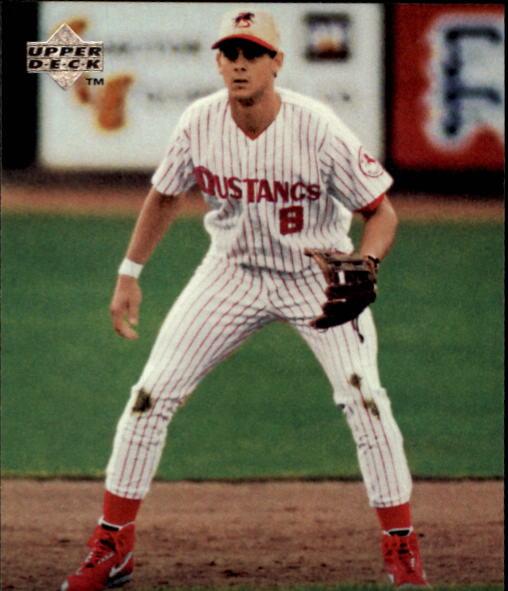 1995 Upper Deck Minors #95 Aaron Boone