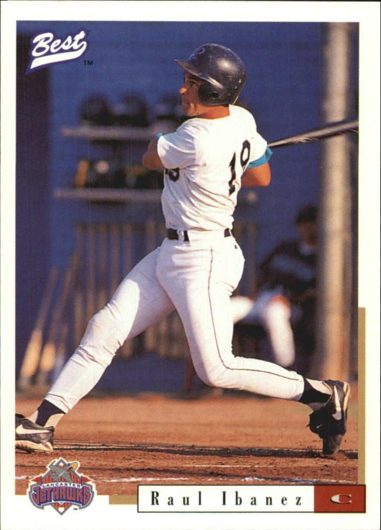 1996 Best #40 Raul Ibanez