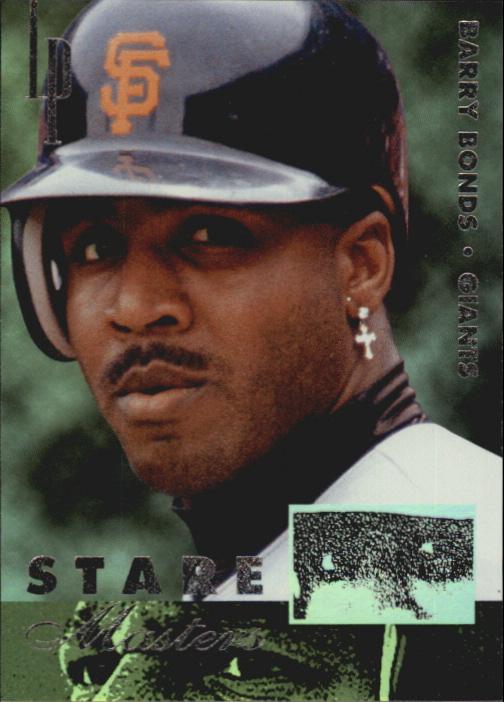 1996 Leaf Preferred Staremaster #10 Barry Bonds