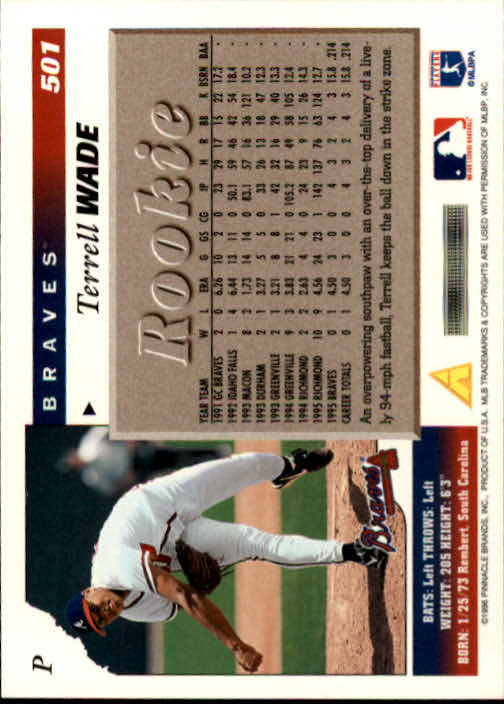 1996-Score-Baseball-501-517-Your-Choice-GOTBASEBALLCARDS thumbnail 3