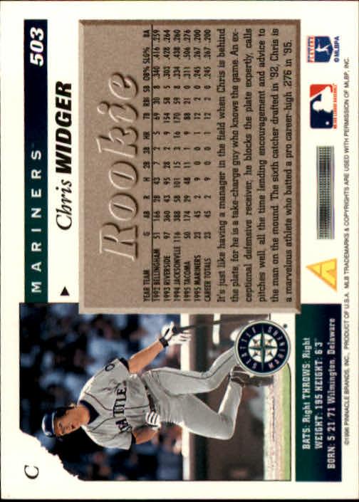1996-Score-Baseball-501-517-Your-Choice-GOTBASEBALLCARDS thumbnail 7