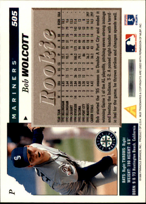 1996-Score-Baseball-501-517-Your-Choice-GOTBASEBALLCARDS thumbnail 11