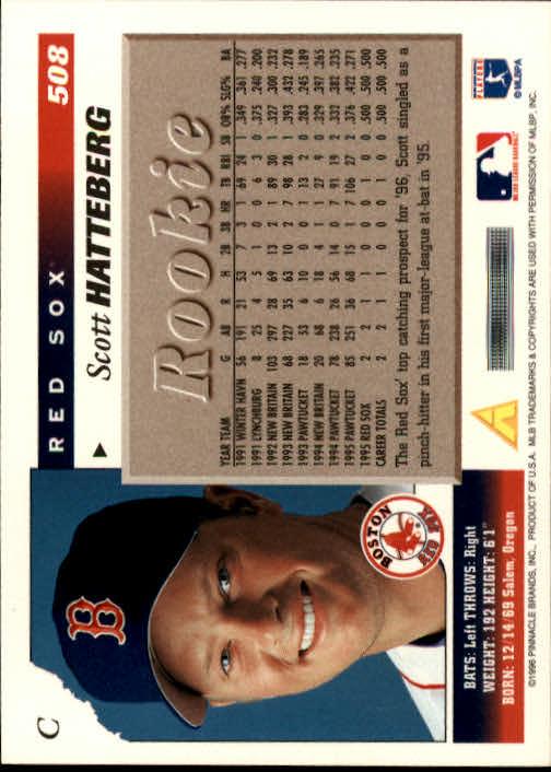 1996-Score-Baseball-501-517-Your-Choice-GOTBASEBALLCARDS thumbnail 17