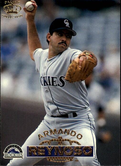 1996 Pacific #57 Armando Reynoso