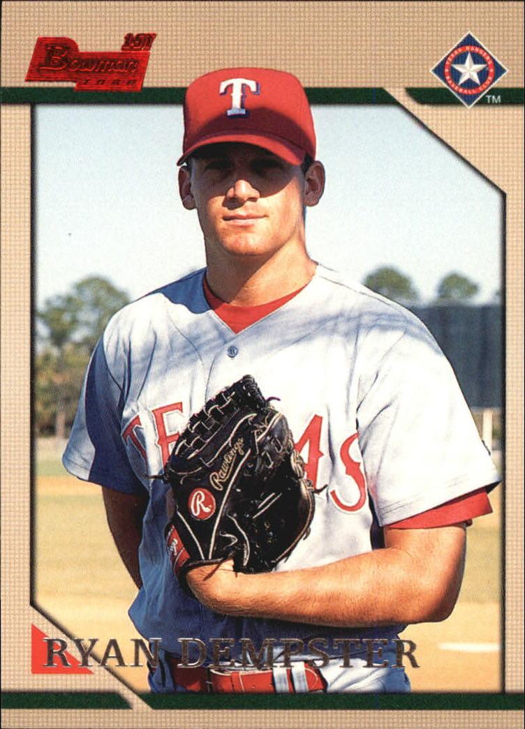 1996 Bowman #140 Ryan Dempster RC