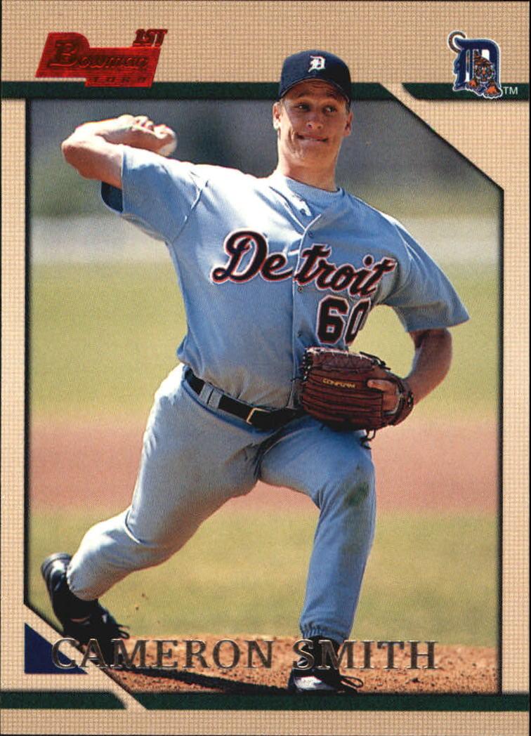 1996 Bowman #182 Cameron Smith RC