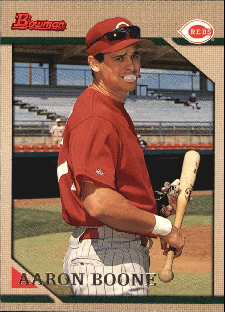 1996 Bowman #235 Aaron Boone