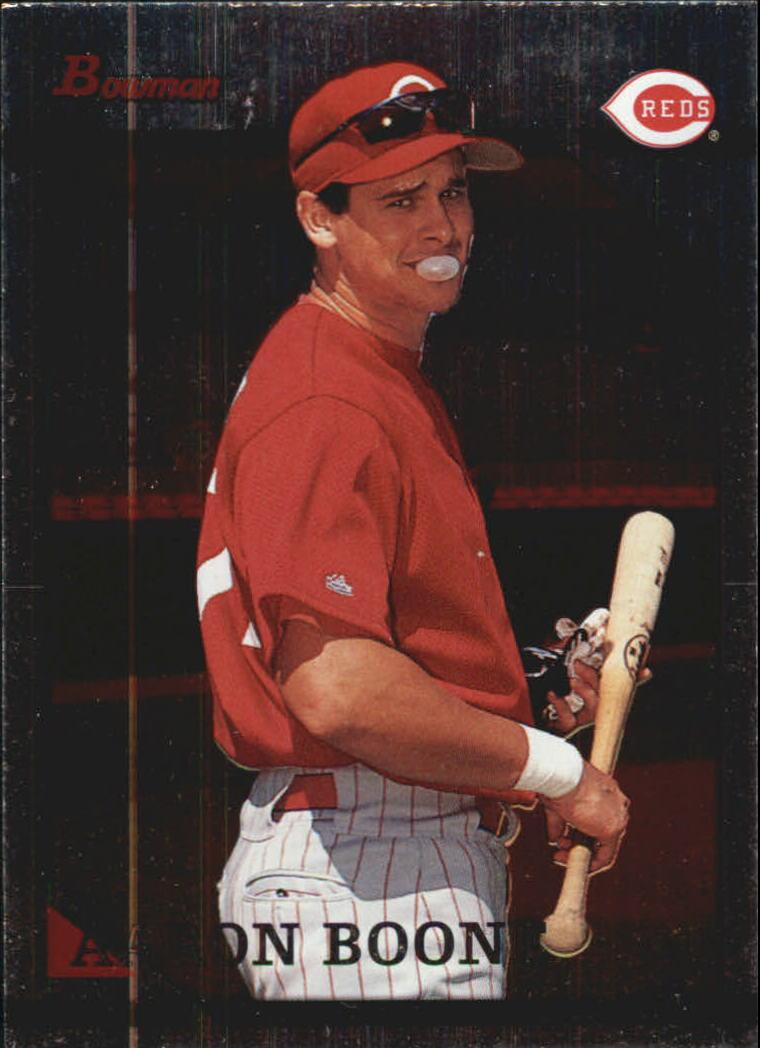 1996 Bowman Foil #235 Aaron Boone