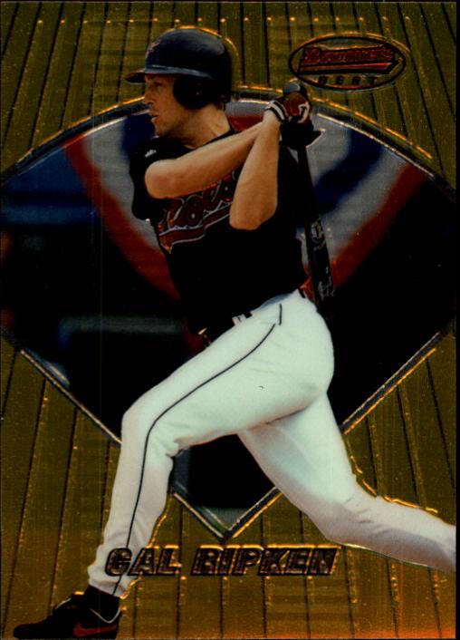 1996 Bowman's Best #3 Cal Ripken