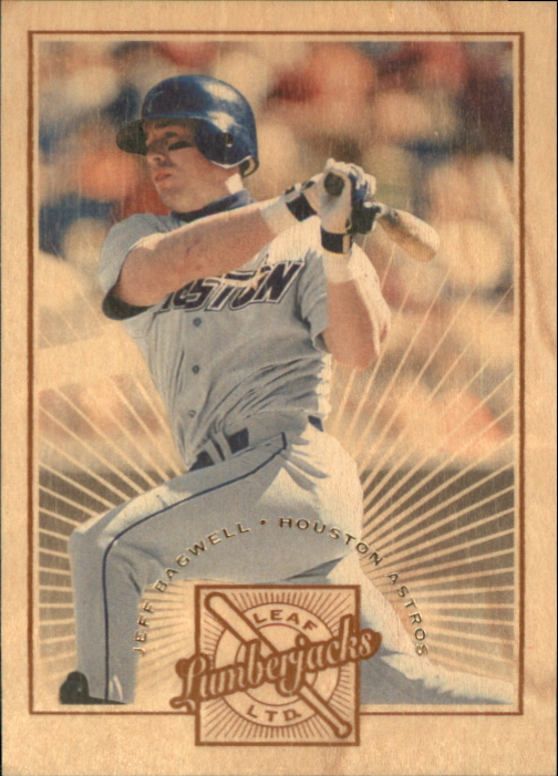 1996 Leaf Limited Lumberjacks #9 Jeff Bagwell