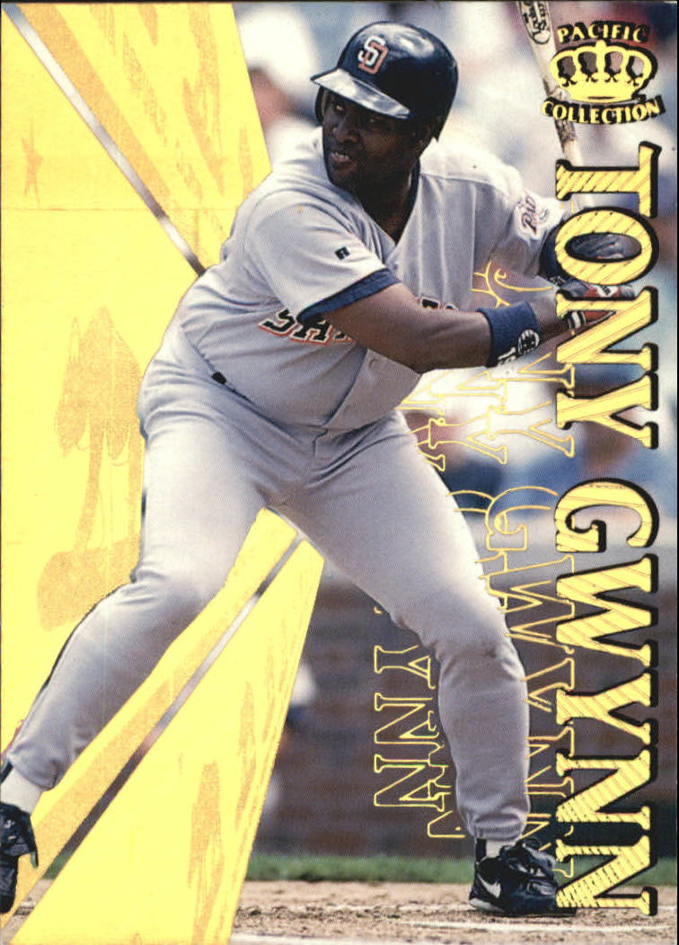 1996 Pacific Hometowns #HP3 Tony Gwynn