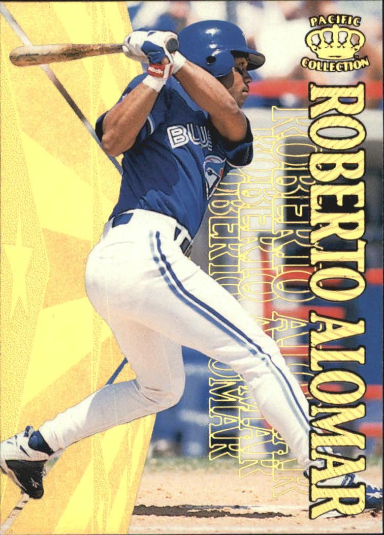 1996 Pacific Hometowns #HP10 Roberto Alomar
