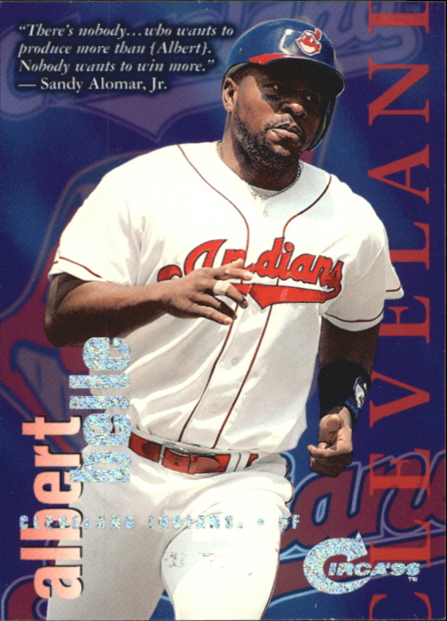 1996 Circa Rave #32 Albert Belle