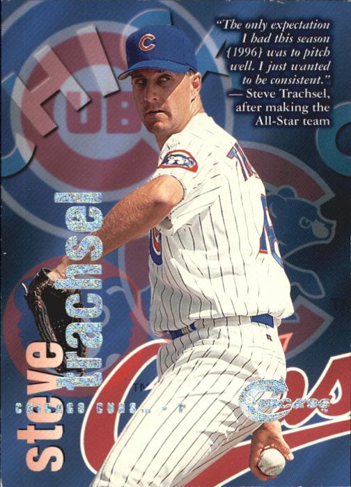 1996 Circa Rave #113 Steve Trachsel