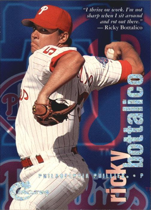 1996 Circa Rave #164 Ricky Bottalico