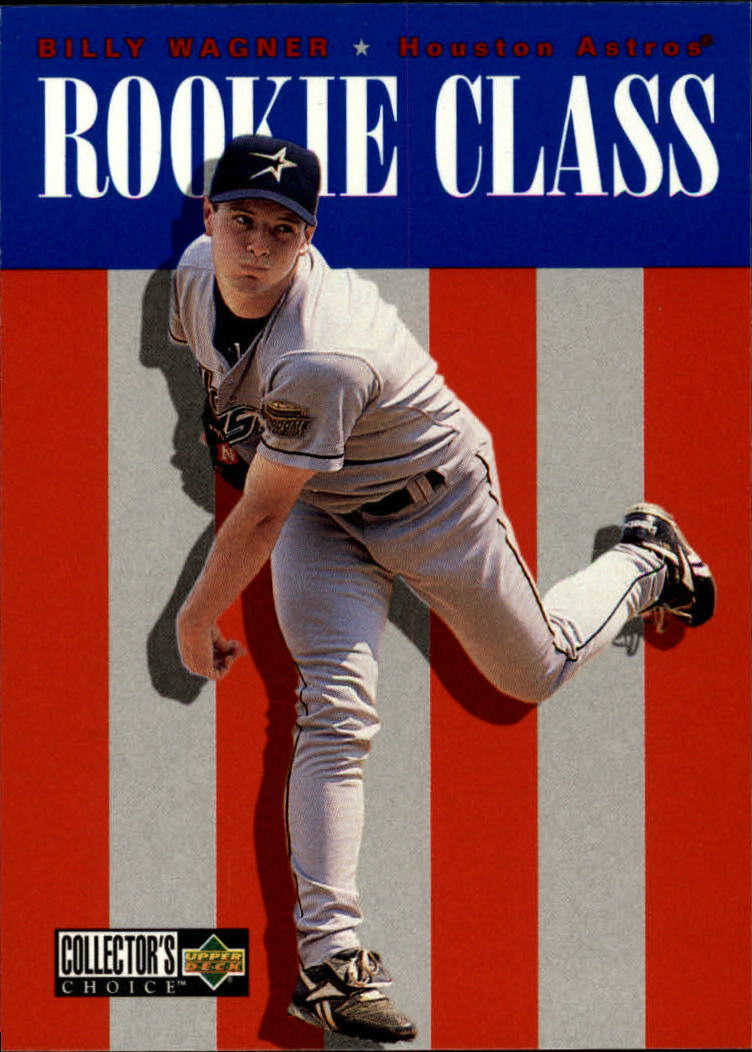 1996 Collector's Choice #425 Billy Wagner