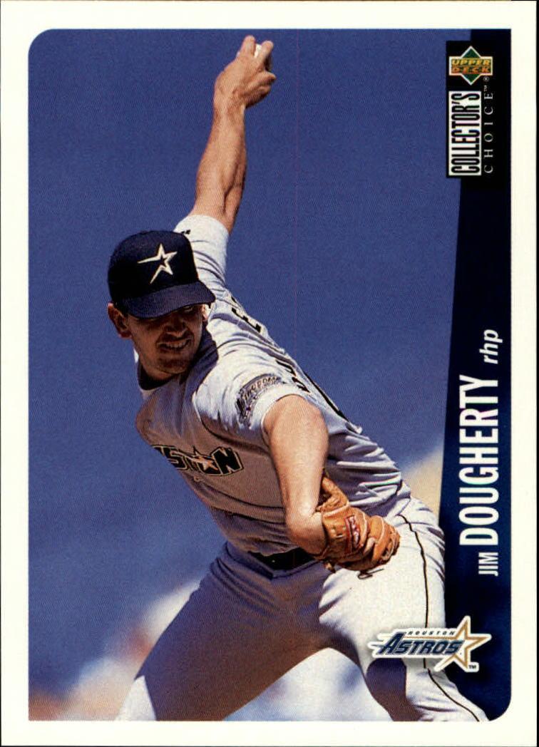 1996 Collector's Choice #561 Jim Dougherty