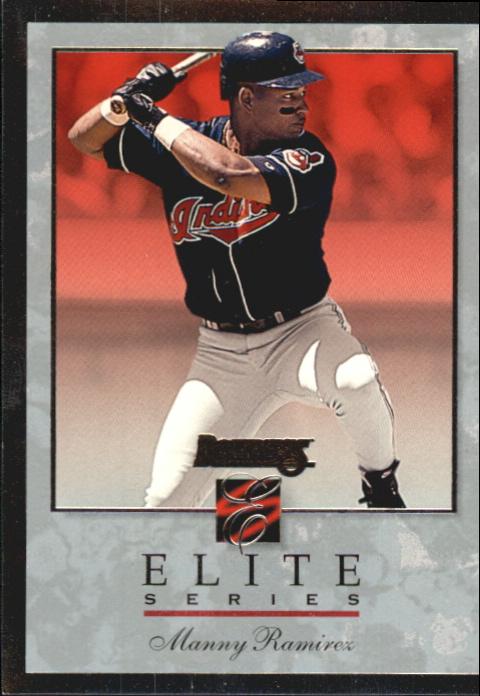1996 Donruss Elite #67 Manny Ramirez