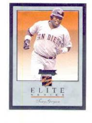 1996 Donruss Elite #72 Tony Gwynn
