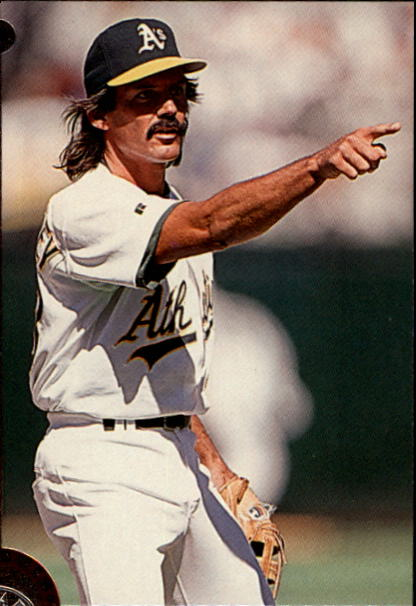 1996 Leaf #2 Dennis Eckersley