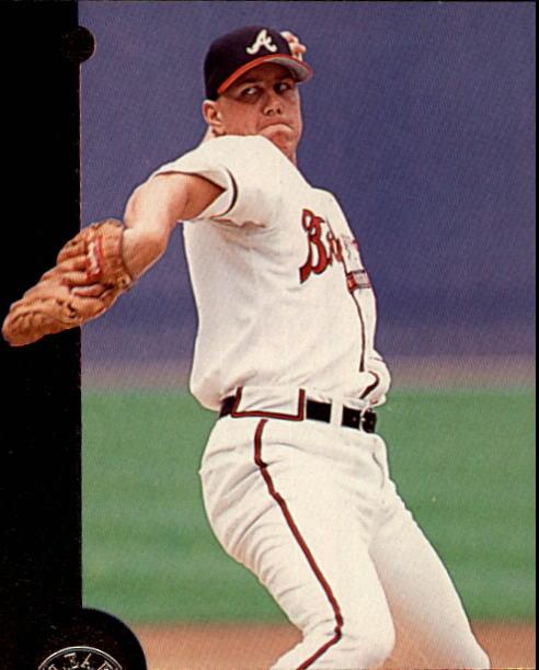 1996 Leaf #137 Steve Avery