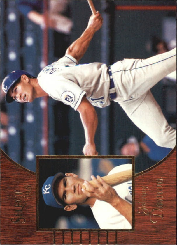 1996 Select #37 Johnny Damon