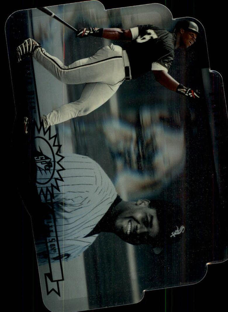 1996 SPx #16 Frank Thomas