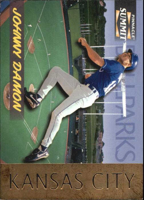 1996 Summit Ballparks #12 Johnny Damon
