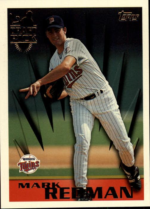 1996 Topps #14 Mark Redman