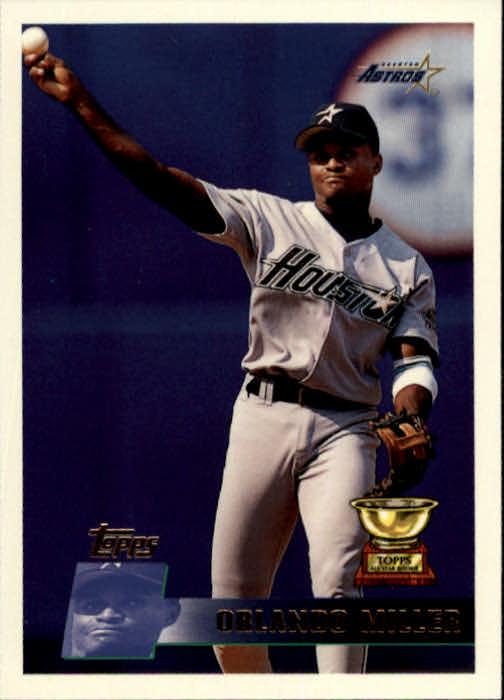 1996 Topps #64 Orlando Miller