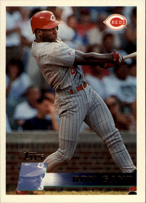 1996 Topps #70 Ron Gant