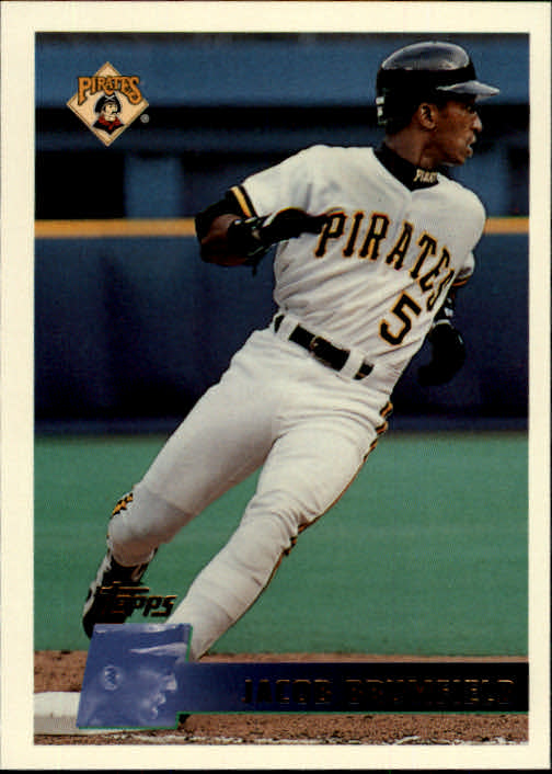 1996 Topps #72 Jacob Brumfield