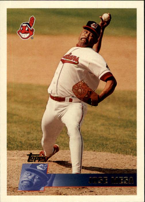 1996 Topps #276 Jose Mesa