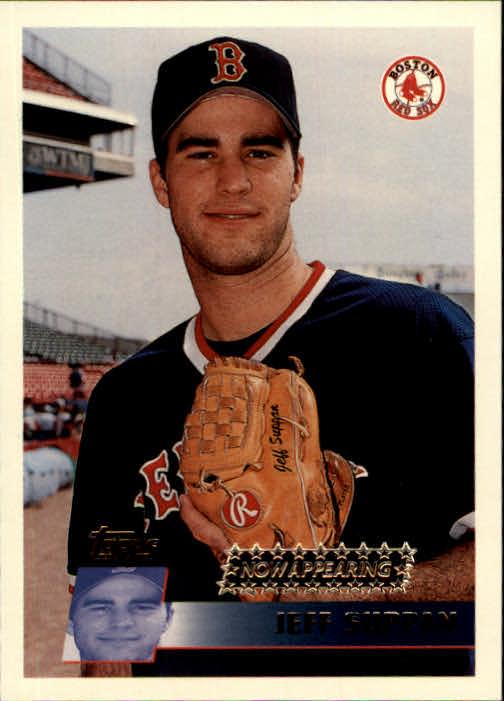 1996 Topps #347 Jeff Suppan