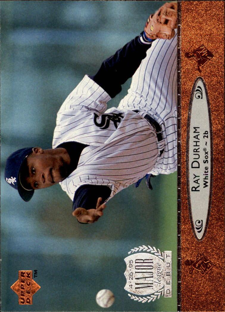 1996 Upper Deck #40 Ray Durham