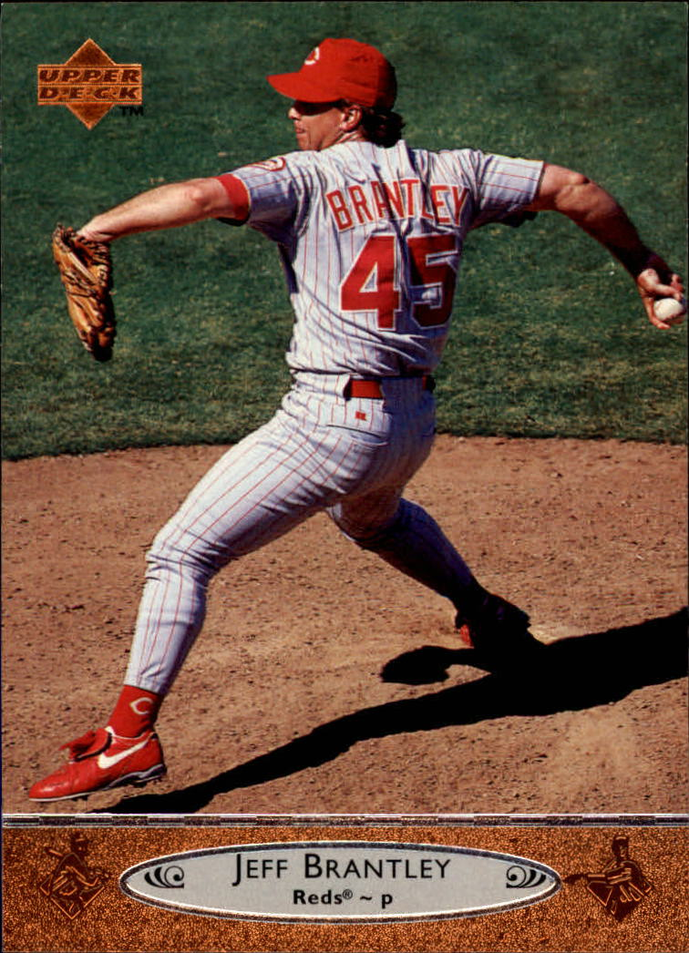 1996 Upper Deck #48 Jeff Brantley