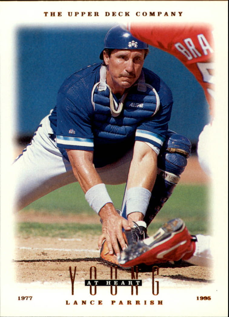 1996 Upper Deck #104 Lance Parrish YH