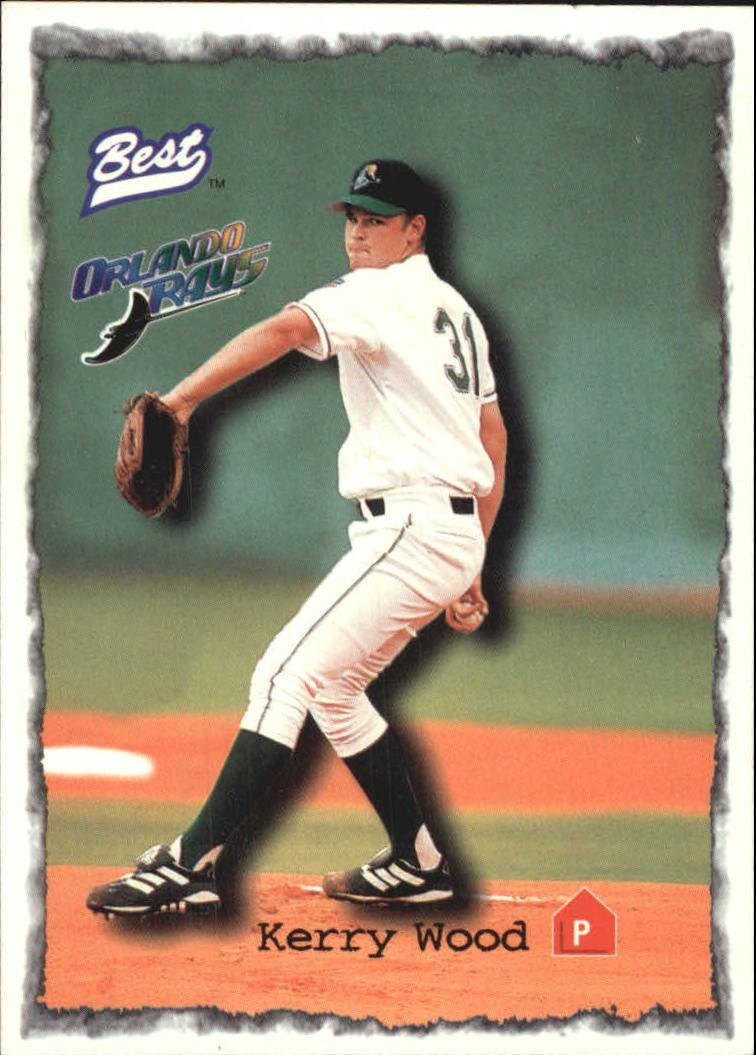 1997 Best #1 Kerry Wood