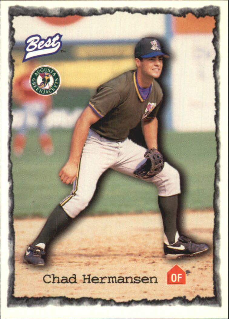 1997 Best #13 Chad Hermansen