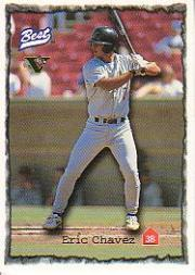 1997 Best #37 Eric Chavez
