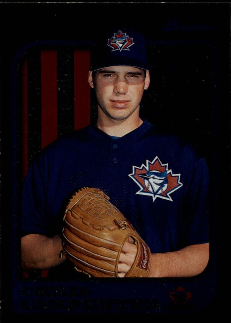 1997 Bowman International #159 Eric Milton