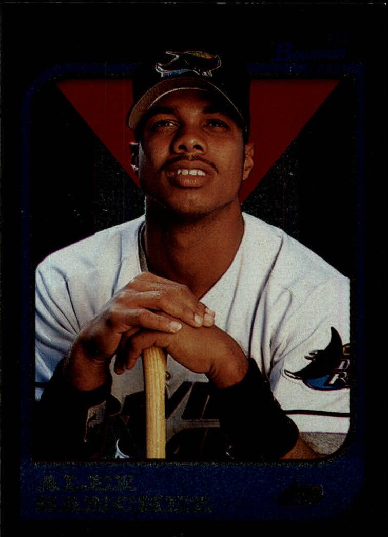 1997 Bowman International #333 Alex Sanchez