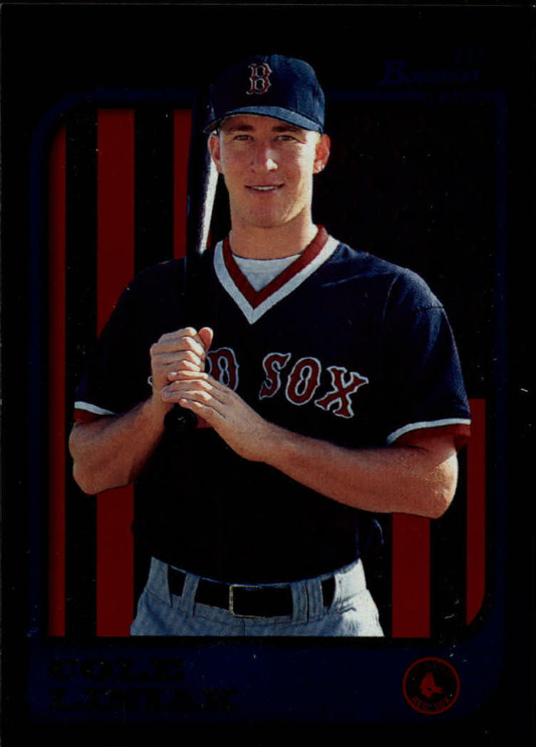 1997 Bowman International #417 Cole Liniak