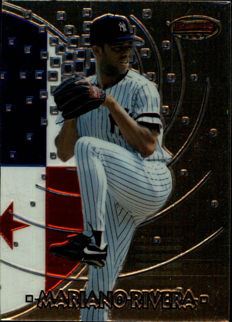 1997 Bowman International Best #BBI9 Mariano Rivera