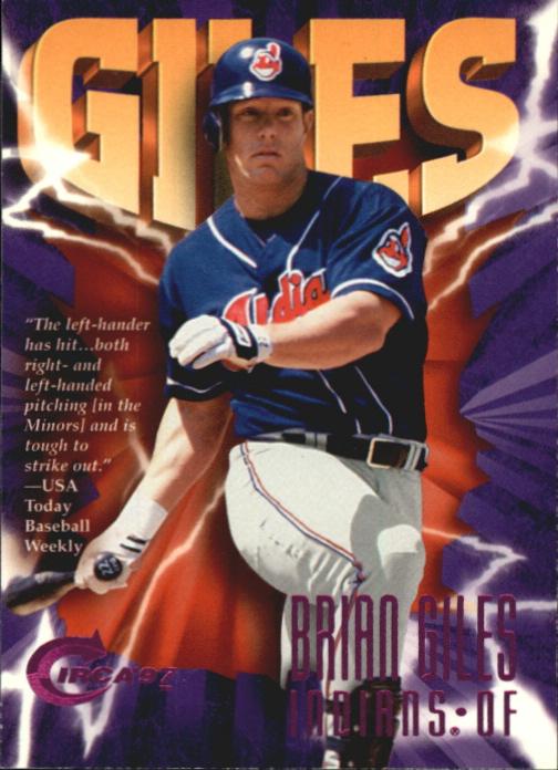1997 Circa Rave #173 Brian Giles