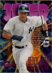 1997 Circa Rave #200 Derek Jeter