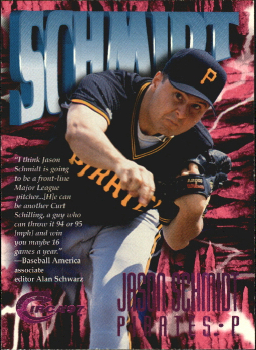 1997 Circa Rave #203 Jason Schmidt