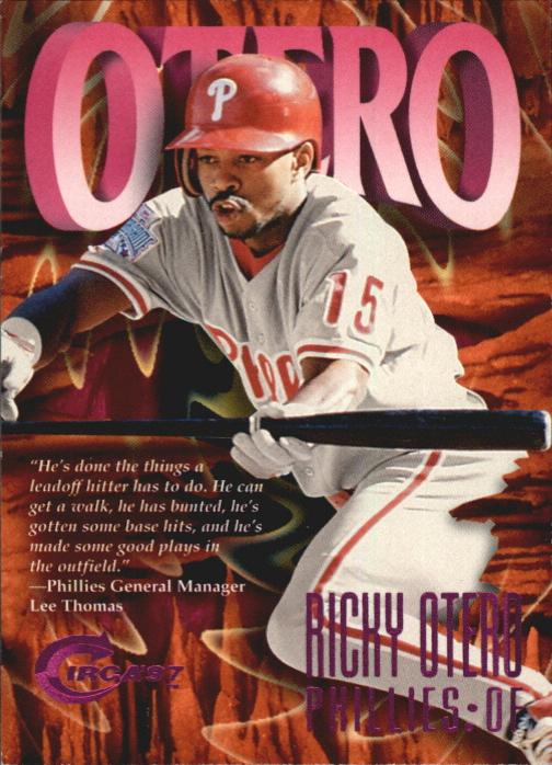 1997 Circa Rave #219 Ricky Otero