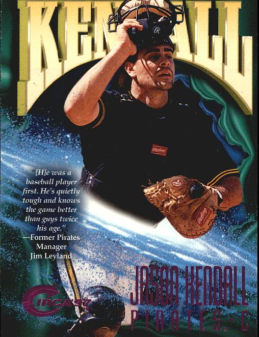 1997 Circa Rave #226 Jason Kendall